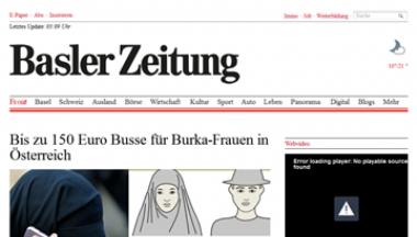 瑞士巴塞尔报