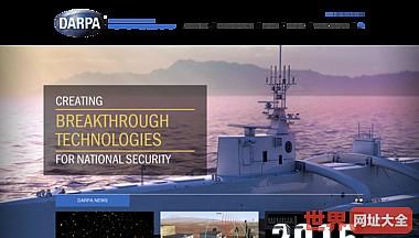 DARPA官方网站