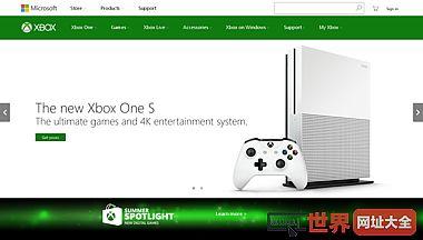 Xbox 官方网站