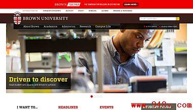美国布朗大学