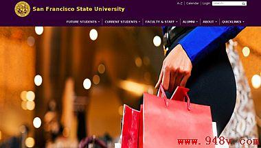 美国圣弗朗西斯科州立大学