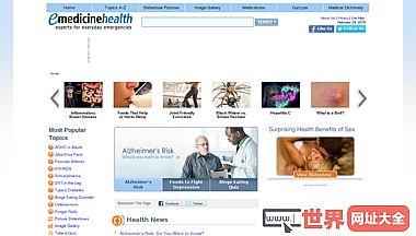 eMedicine Health