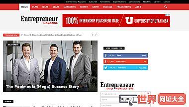 Entrepreneur Magazine South Africa