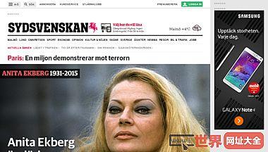 南瑞典日报新闻网
