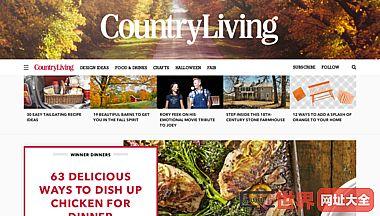 舒适食品和古董评估-乡村生活