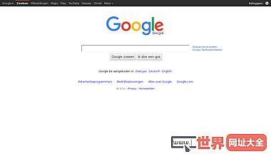 google比利时