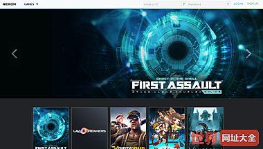 韩国Nexon游戏开发公司官网