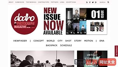 dodho在线杂志摄影杂志世界