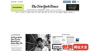 nytimes-纽约时报世界新闻