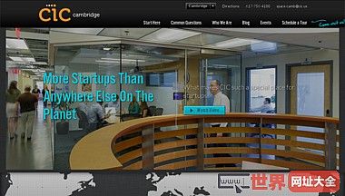 主页- CIC -更多的初创公司比其他任何地方