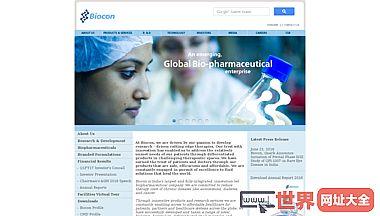biocon -印度
