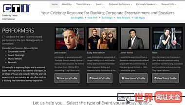 Celebrity Talent International