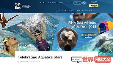 国际泳联 官方网站