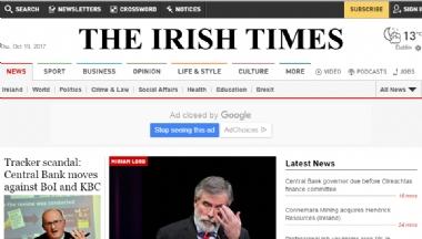 爱尔兰时报