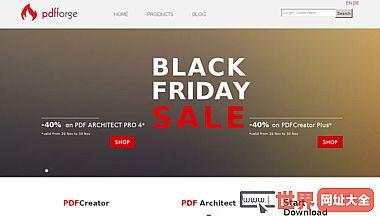 免费PDF文件编辑工具