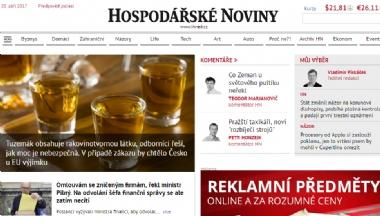 捷克经济报