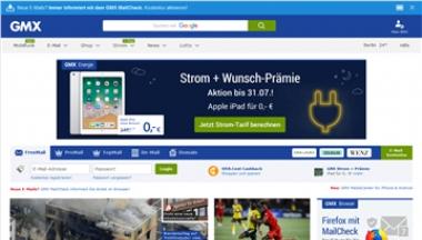 德国GMX门户网