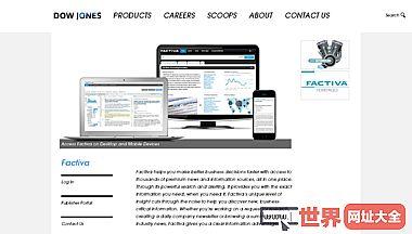 | Factiva全球新闻数据库