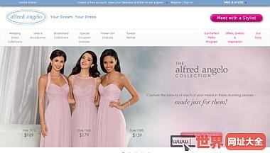 婚纱礼服和新娘礼服