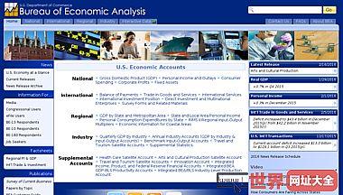 美国经济分析局(BEA)