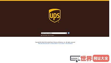 联合包裹速递服务公司(UNITED PARCEL SERVICE)
