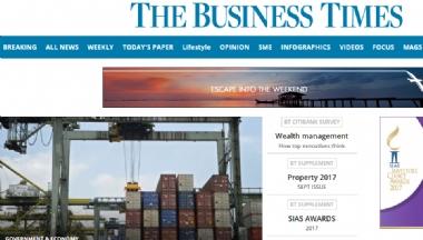 新加坡商业时报