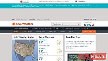 在线天气预报网站