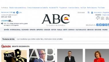 西班牙ABC报