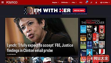 美国政治新闻网