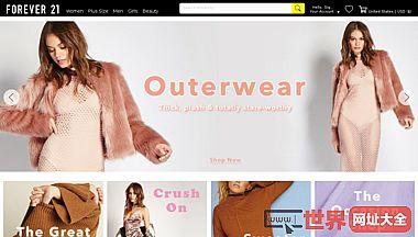 Forever21中国官网 选购女装、男装、配饰、鞋包 网上商城