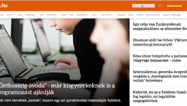 匈牙利世界经济周刊