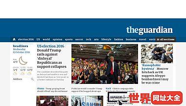 来自卫报的新闻体育和意见