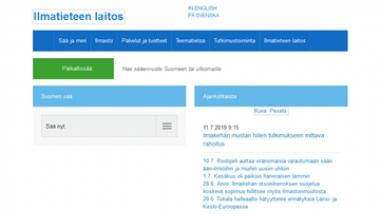 芬兰气象研究所