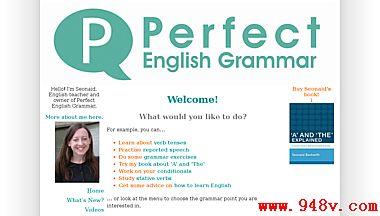 完美的英语语法
