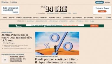 意大利24小时太阳报