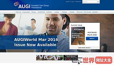 欢迎奥吉-欧特克国际用户组