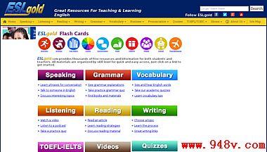 免费英语教学材料库