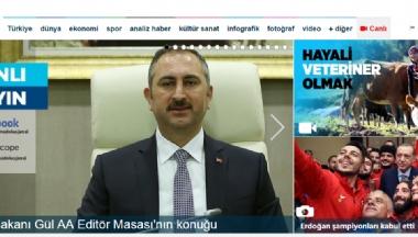 土耳其阿纳多卢通讯社
