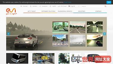 ESI集团虚拟样机软件和服务