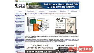 商品研究局(CRB)-商品的角度(CP)