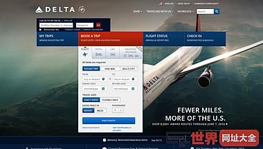 达美航空(DELTA AIR LINES)