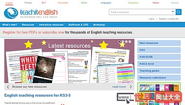 teachit -英语教学资源