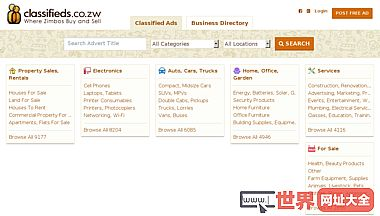 classifieds.co.zw
