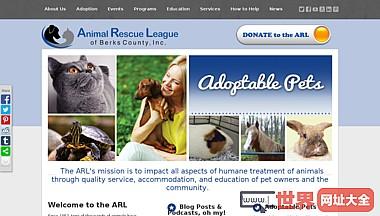 伯克斯动物救援联盟