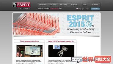 欢迎来到ESPRIT CAM软件的DP技术