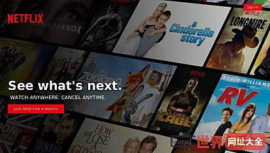 在线收费电影订阅平台