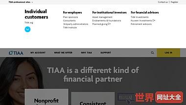 美国教师退休基金会(TIAA)