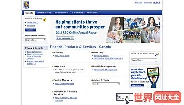 加拿大皇家银行(ROYAL BANK OF CANADA)