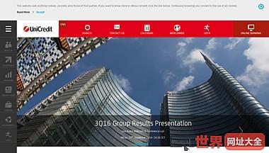 联合信贷集团(UNICREDIT GROUP)