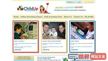 ChildUp:帮助你的孩子成功!- childup